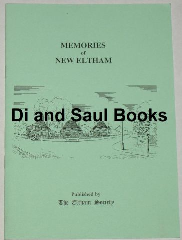 Memories of New Eltham